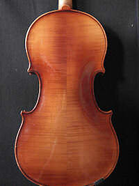 ID #139 violin (unknown)